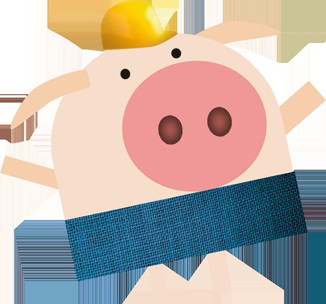 blue-pig