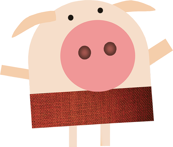 red-pig