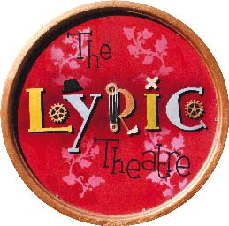 The Lyric Theatre Bridport logo