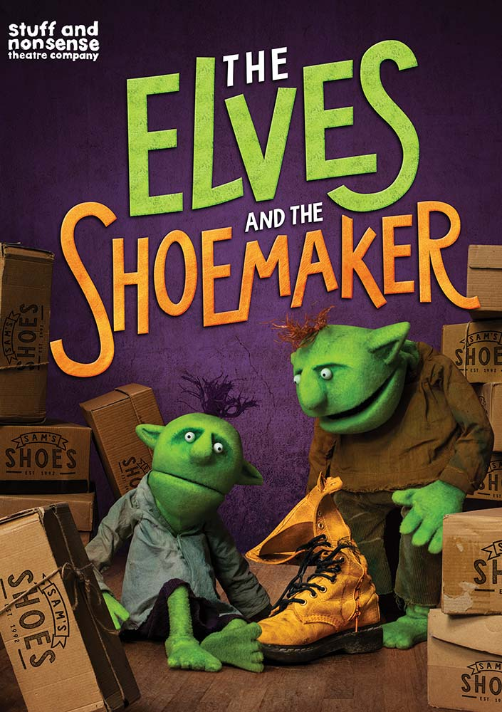 The Elves and the Shoemaker poster - Stuff and Nonsense