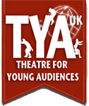 Theatre for Young Audiences (TYA) logo