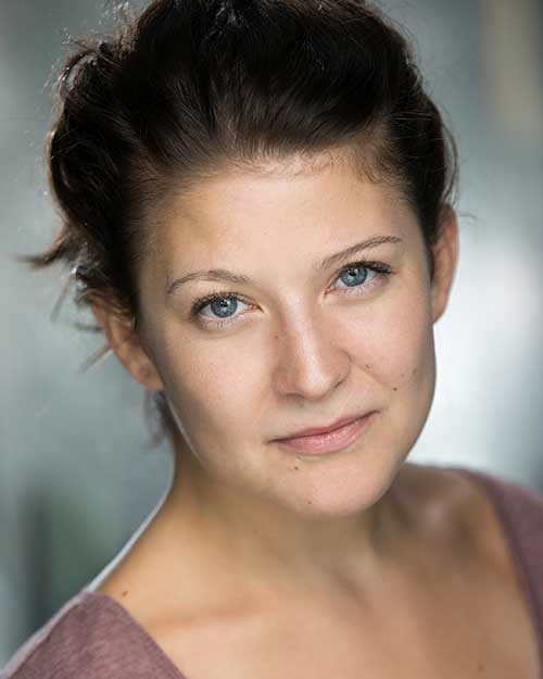Chloe Mantripp - performer for Stuff and Nonsense Theatre Company
