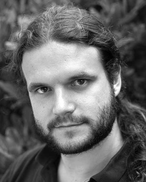 Gareth Price-Baghurst - performer for Stuff and Nonsense Theatre Company