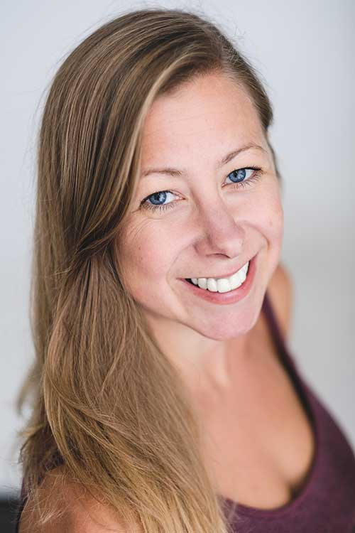 Maria Gray - Performer for Stuff and Nonsense Theatre Company