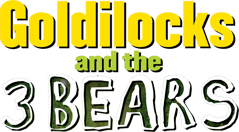 Goldilocks and the 3 Bears Logo